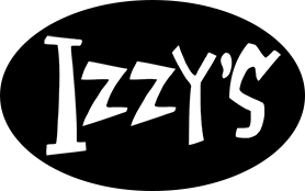 izzy's coffee logo